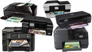 Printeri-skeneri